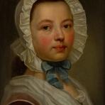 Biedermeier Frauenportrait 19. Jh.
