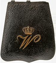 Ankauf von Militaria wie z.B. Säbeltasche, Kaiser Wilhelm, 1. WK